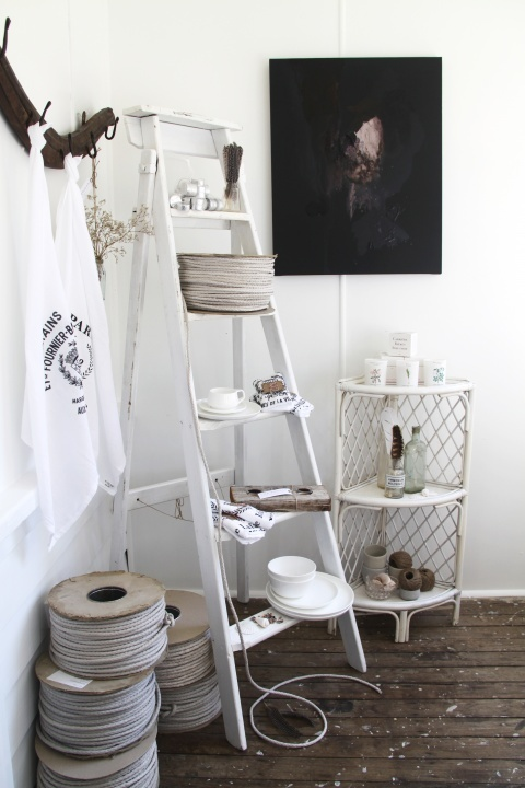 Decoratieve ladders bobbie 39 s home - Beeld decoratie slaapkamer ...