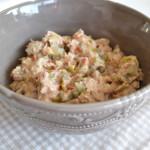 Frisse tonijnsalade