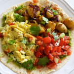 Jamie's tortilla brunch