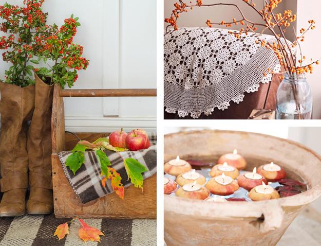 Haal de herfst in huis