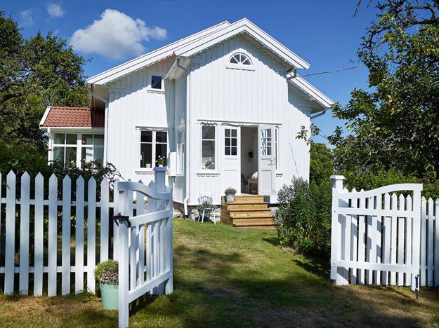 Zweeds huis