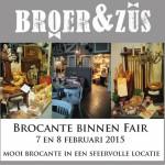 Brocante binnen-fair Beverwijk 2015