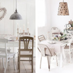 Mix & match eetkamerstoelen