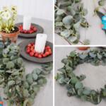 DIY: Eucalyptuskrans maken